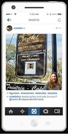 Sweepstakes Winner Jezebel Gallery & Glass Studio